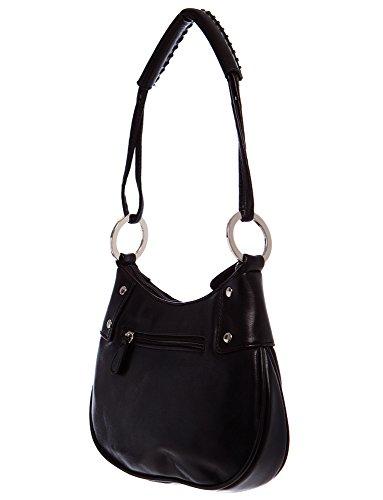 Shoulder Handbags Handbag Hobo For Black All by Shoulder 6z5Tnxzq