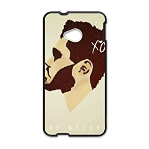 ORIGINE The Weeknd Fashion Comstom Plastic case cover For HTC One M7