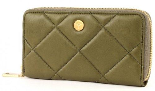 JOOP! Melete Silky Sheep Zip Wallet Large Green