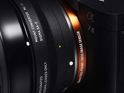 Sigma MC-11 Lens Mount Converter (Canon EF to Sony E-Mount) with 32GB SD Card by Sigma (Image #2)