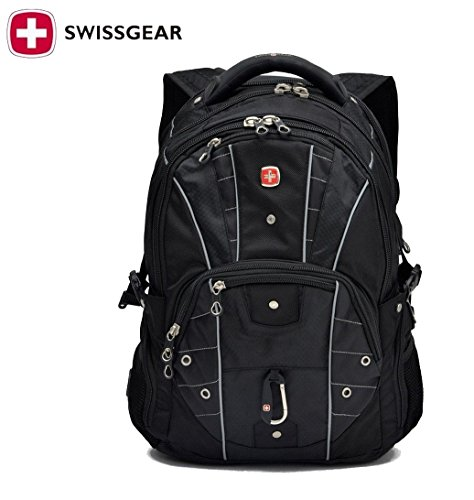 Amazon.com: Swiss Gear 17 inch Laptop Backpack Waterproof ...
