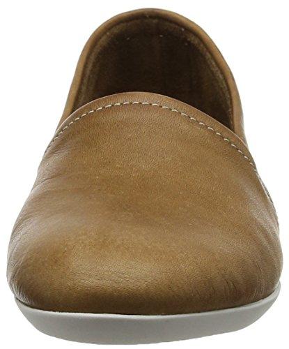 Softinos Damen Olu382sof Slip On Schuhe Braun (Brown)