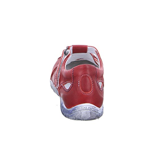 Sandale Leder Red Kristofer 2034 Rot Damen 8CwRpgq