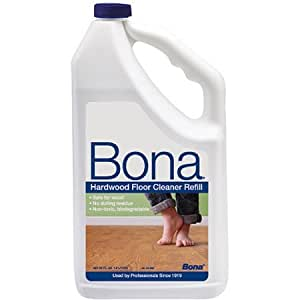 Amazon Com Bona Swedish Formula Hardwood Floor Cleaner