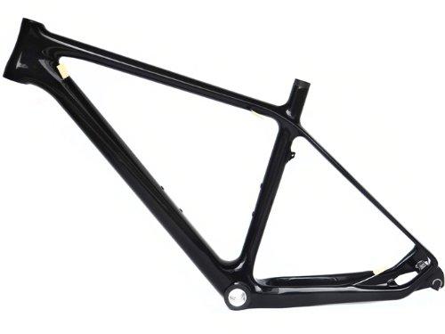 """Full Carbon 3K Glossy 26er Mountain Bike MTB 26"""" Wheel BB30 Frame 19"""""""