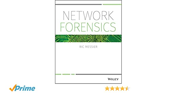 Verwonderend Network Forensics: 9781119328285: Computer Science Books @ Amazon.com RU-76