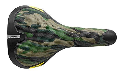 Selle Italia NET Saddle, Camouflage