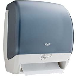 Bobrick 72974 Plastic Universal Surface Mounted Roll Towel Dispenser, 12-3/8\