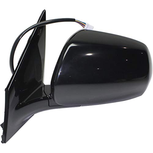 (New Left Driver Side Power Mirror For 2005-2007 Nissan Murano Manual Folding, Non-Heated, With Memory And Smart Entry System NI1320179 96302CB620 )