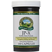 NATURE'S SUNSHINE JP-X Capsules, 100 Count