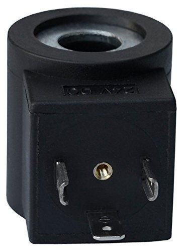 (HY 6306024 - Coil Comparable replacement to Hydraforce Coil 3 Prong DIN 24 Volt DC Fits 08, 80, 88, and 98 series Hydraforce Stems (1/2