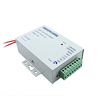 Access Control Dc12v 5a Door Access Control System Switch Power Supply For Rfid Fingerprint Access Control Device