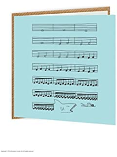 Hilarious Birthday Card Jaws Funny Joke Cards For Music Lovers