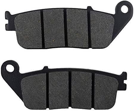 Color : 1 Pair Front Pads NO LOGO ZWQ-Brake For Honda CBR250R VTR250 CB300F CBR300R CBR300RA CB500F CB500X CBR500R CB300 CB500 CBR300 R CBR500 F RA X Delanteras traseras Pastillas de Freno