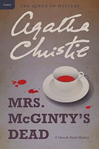 book cover of Mrs McGinty\'s Dead