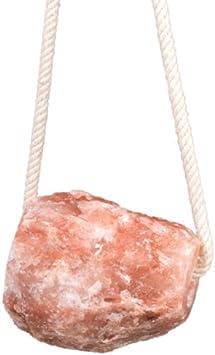 HKM–4770–Bloque de Sal del Himalaya–con Cable, 2.0kg m