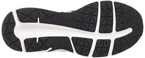 Asics T765n 2093, Zapatillas de Deporte Unisex Adulto Multicolor (Blackapricot Icecarbon)