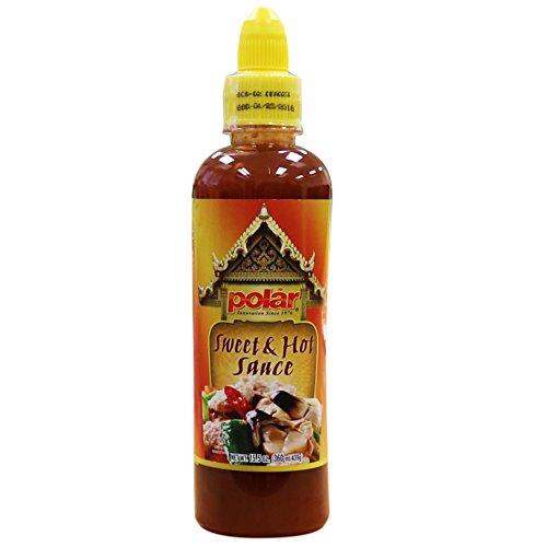 - MW Polar Sauce, Sweet & Hot Sauce, 15.5-Ounce (Pack of 12)