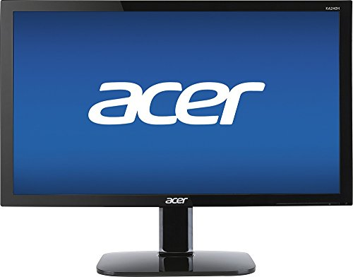 2017-Newest-Acer-24-Full-HD-1920-x-1080-LED-Backlit-Widescreen-Monitor-with-HDMI-DVI-and-VGA-Inputs-Black
