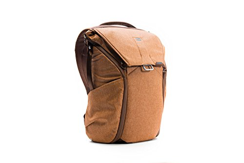 Peak Design Everyday Backpack 20L (Brown Camera Bag) by PD Peak Design