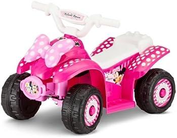 Disney Minnie 6V Battery Powered Ride-On