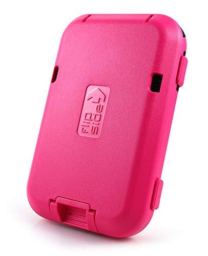 Flipside Wallets New RFID Blocking Flipside 4 Wallet (Punk Pink)
