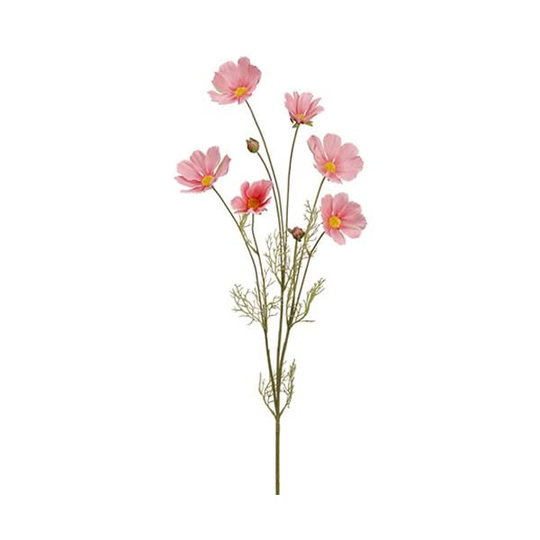 31.5″ Cosmos Silk Flower Stem -Pink (Pack of 24)