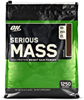 Optimum Nutrition Serious Mass Chocolate - 12lb
