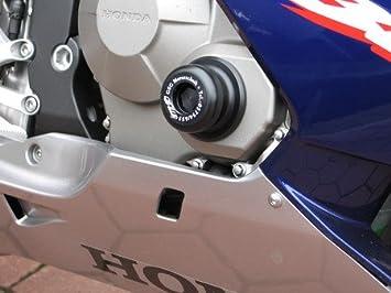 Satz Gsg Moto Sturzpads Passend Für Die Honda Cbr 600 Rr Pc37 03 06 Auto