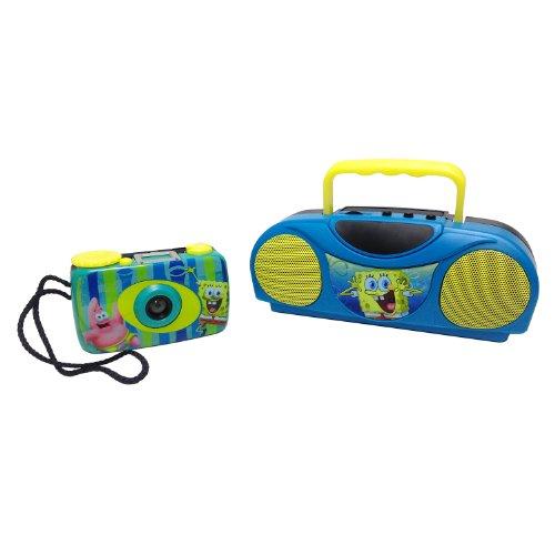 Радио Sponge Bob Squarepants Camera