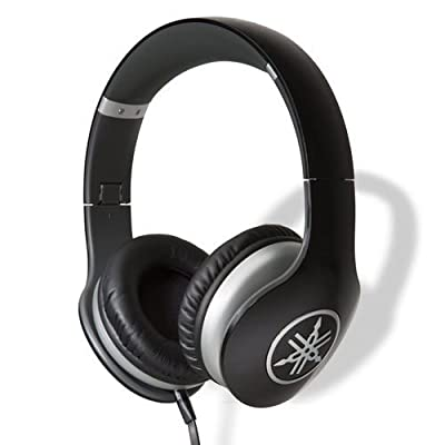 New Yamaha Pro500 Headphones Earphones Authentic Sound (Black)