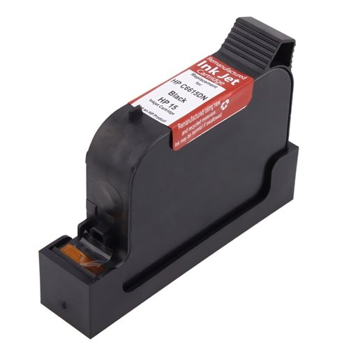 Amazon.com: Generic Remanufactured Ink Cartridge Replacement for HP 15  C6615DN (1 Black): Office Products