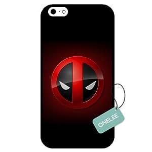 """Funda iphone 6s Caso Case, Marvel Series Deadpool Funda iphone 6S 4.7"""" Caso Case negro"""