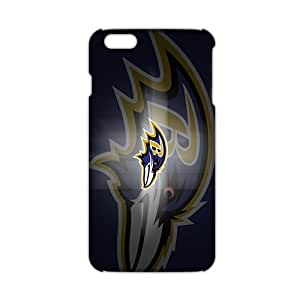 WWAN 2015 New Arrival baltimore ravens 3D Phone Case for iphone 6 plus