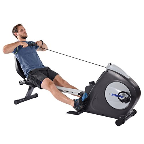 Stamina Conversion II Recumbent Rower Review
