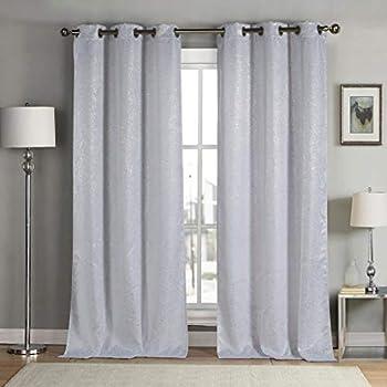 Goodgram Sparkle Chic Thermal Blackout Curtain Panels