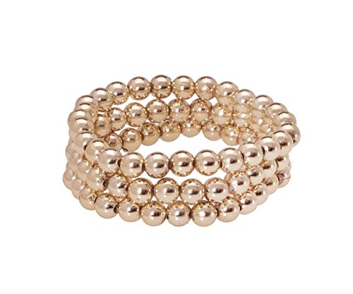 Floral Corsage Bracelet in Rose Gold, Infinity Collection