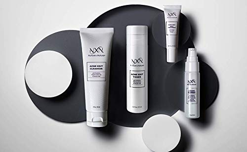 NxN Acne Treatment 4-Step Clear Skin System with Probiotics, Natural Multi-Fruit Extracts and Salicylic Acid for Acne Blemishes and Breakouts For all Skin Types (Including Sensitive Skin) by Nurture by Nature (Image #6)
