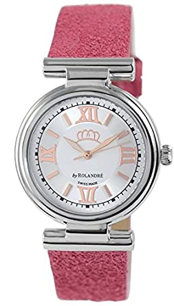 Miss Germany Uhr - Damenuhr bicolor-rosÉ - Ø 34 mm