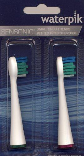 Waterpik Sensonic SRSB-2 - Cabezales para cepillos de dientes, tamaño pequeño: Amazon.es: Salud y cuidado personal
