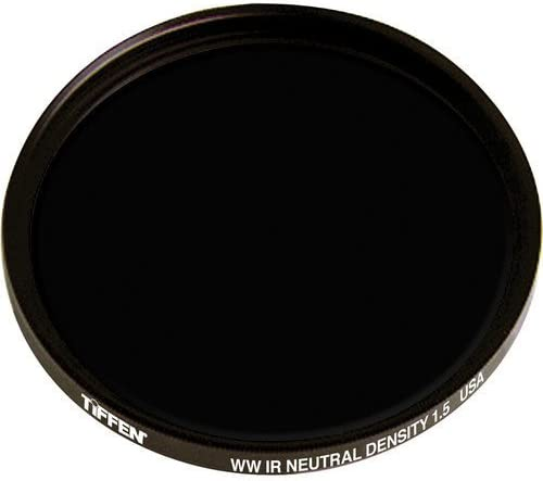 ND IR 1.5 Infrared Tiffen W405IRND15 40.5mm Filter with Combination Neutral Density Reduces ISO to 1//32