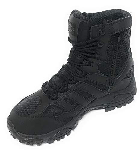 "Merrell Moab 2 8"" Tactical Waterproof Boot Men's"