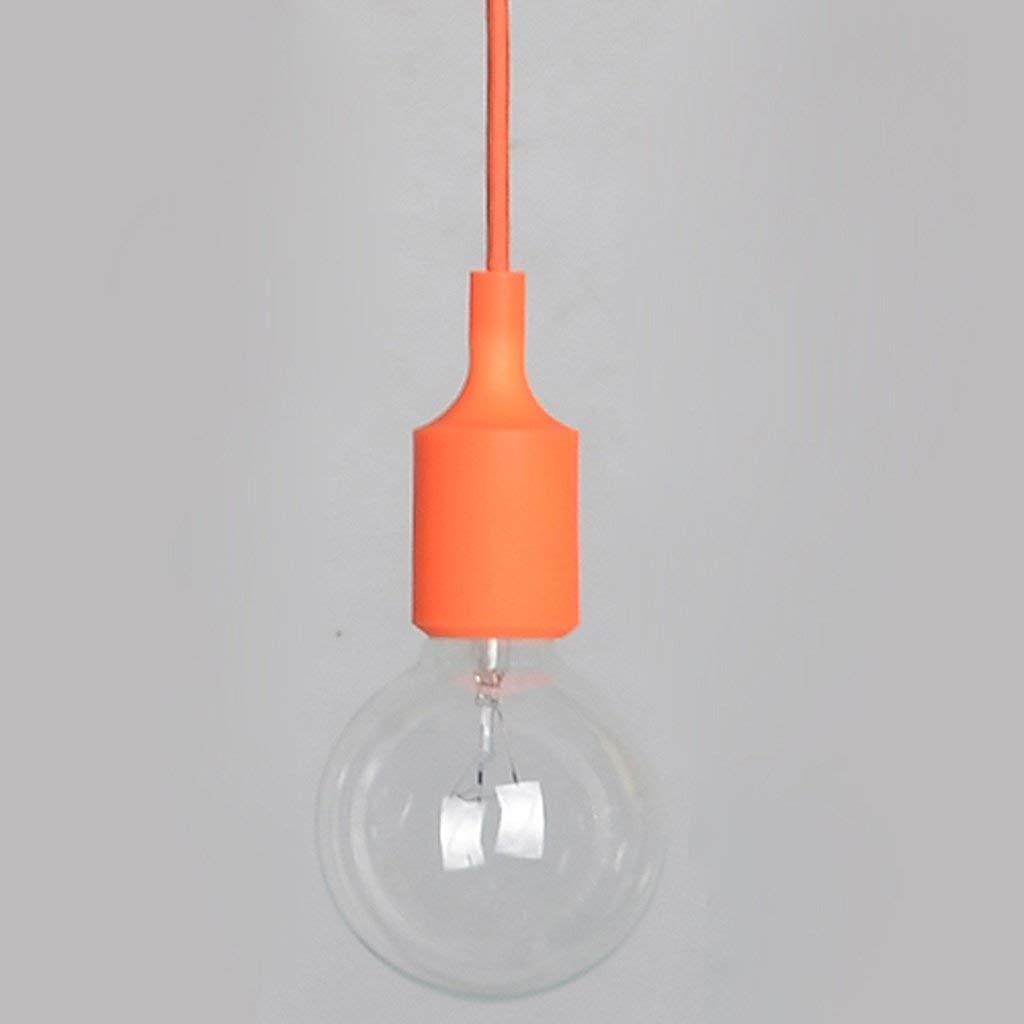 Oudan Europäische Mode Kreative Moderne Kronleuchter Kronleuchter Kronleuchter Lampe Esszimmer Minimalistischen, Die Schlafzimmer Nachttischlampe Kronleuchter Lampe E 27. (Farbe   80  180mm-2) 902123