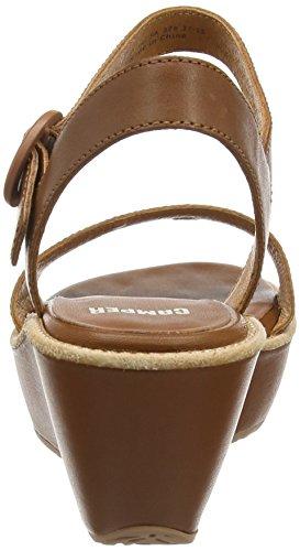 Camper Damas - Sandalias Mujer Marrón (Brown 032)
