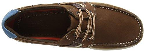 Chatham Marine Goodison - Náuticos de cuero hombre marrón - marrón (Tan)