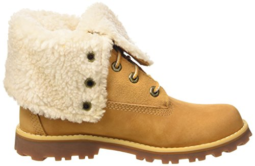 inch Bottes Waterproof Wheat Mixte Enfant Shearling Timberland Marron 6 fTIpFqx5