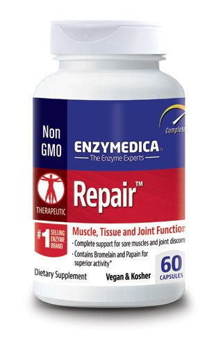 Enzymedica RepairT -- 60 Capsules - 3PC by Enzymedica
