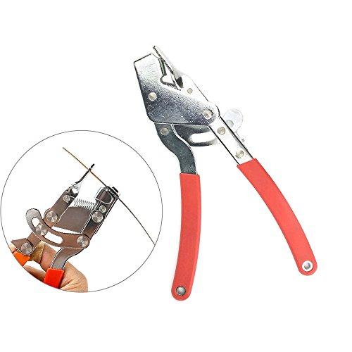 Hamineler Bicycle Bike Inner Brake Cable Tensioner Puller Brake Gears Cutter Repair One-hand Tool (Bike Brake Repair)