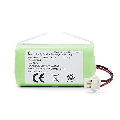 Eufy RoboVac Replacement Battery Pack, Compatible RoboVac 11, RoboVac 11S, RoboVac 30, Accessory