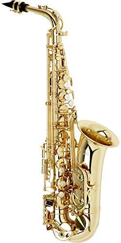 Brass Vienna Series (Allora Vienna Series Intermediate Alto Saxophone AAAS-501 - Lacquer)